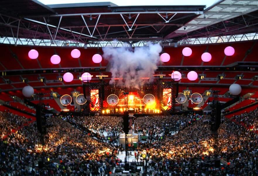 Wembley Stadium, à Londres