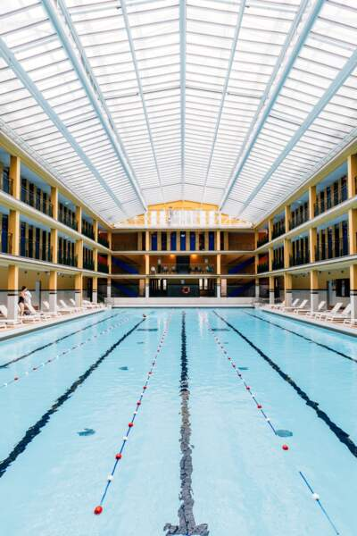L'hôtel Molitor, à Paris