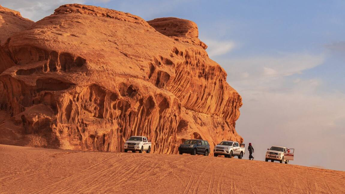 Jordan Trail : sur le sentier des civilisations