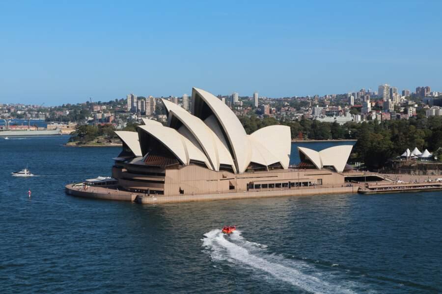 L'Opéra de Sydney, en Australie