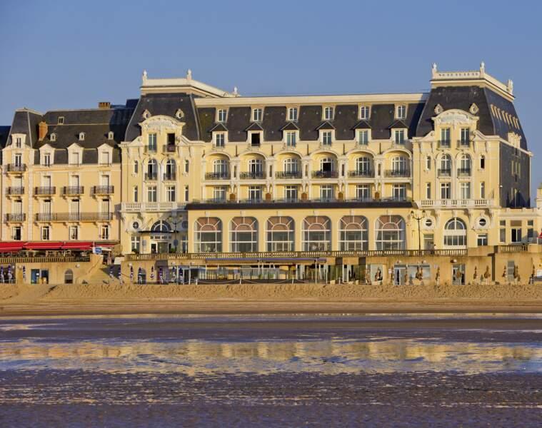 Le Grand Hôtel Cabourg, en Normandie