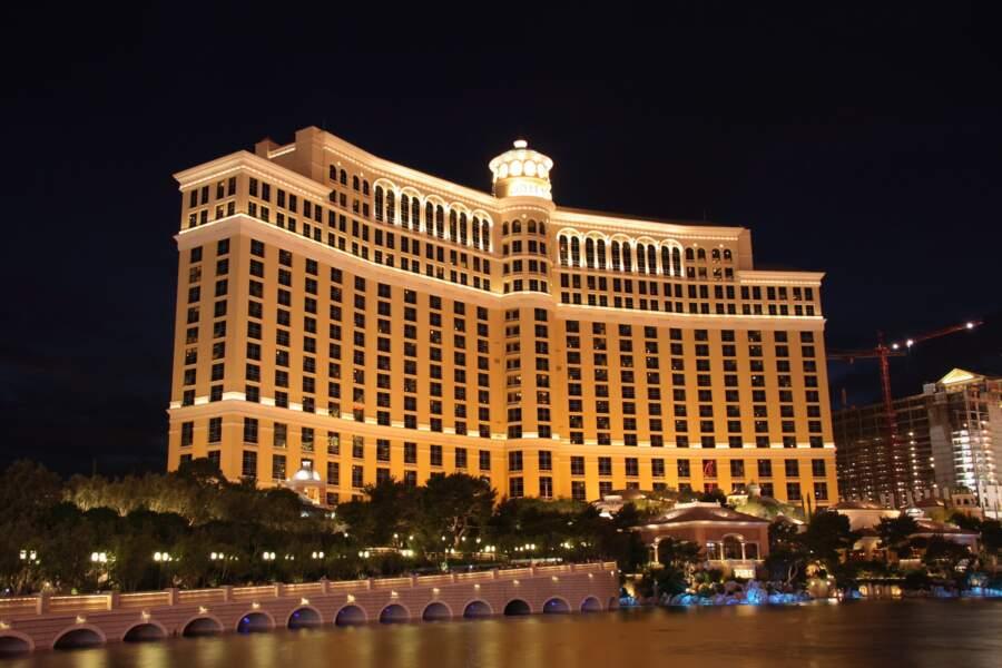Le Bellagio, à Las Vegas