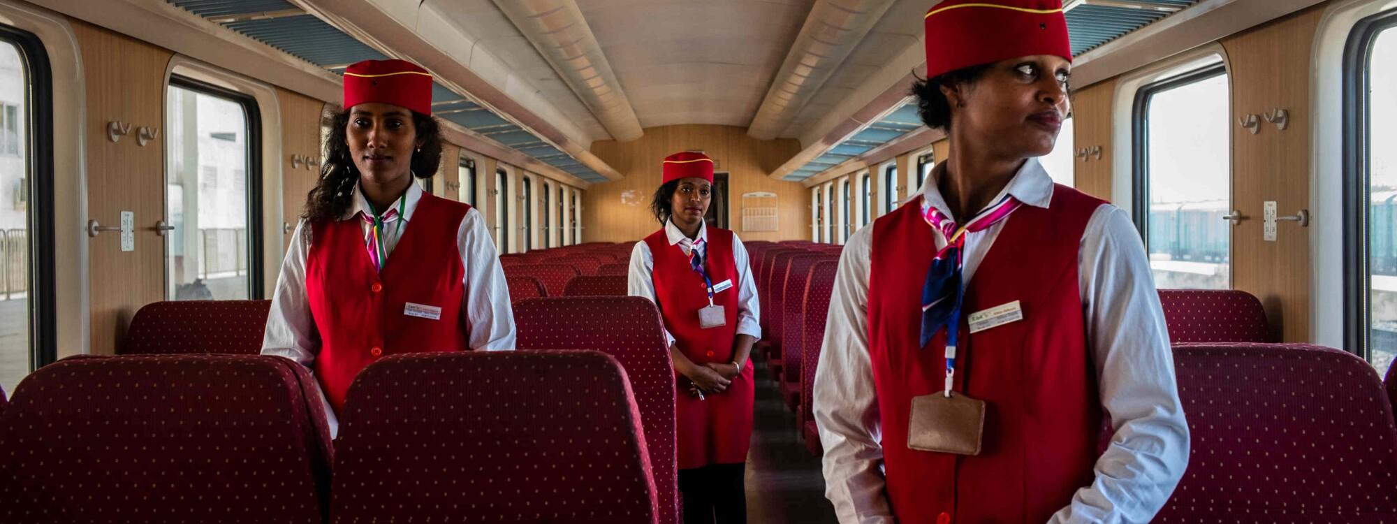 Djibouti, nouvelle porte stratégique de l'Afrique : notre photographe raconte
