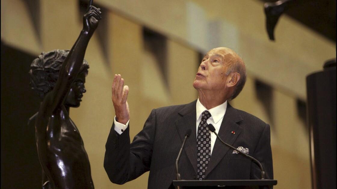 """Musée d'Orsay: """"trois possibilités"""" pour y associer le nom de VGE, dit Bachelot"""