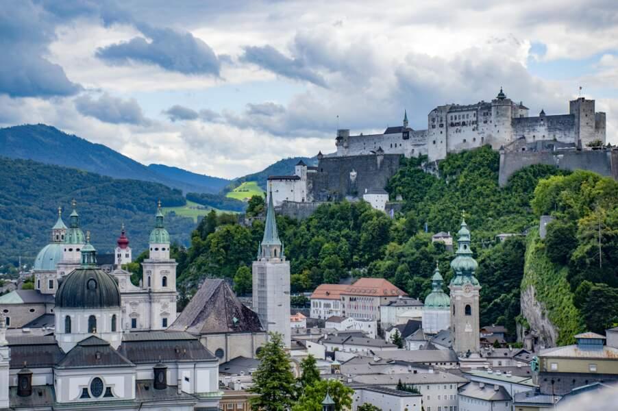 La Mozart 100, en Autriche