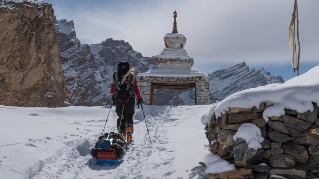 Inde : le Zanskar à ski, une élévation physique... et spirituelle