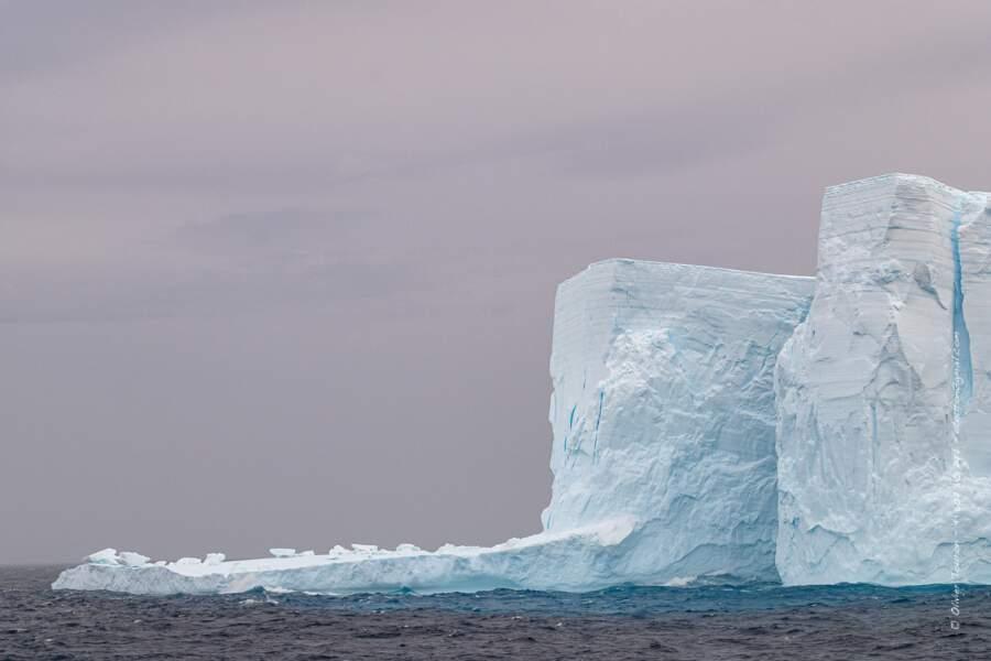 Voyage vers l'Antarctique