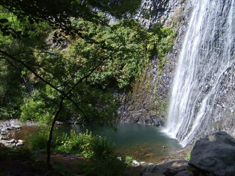 La cascade du Ray-Pic