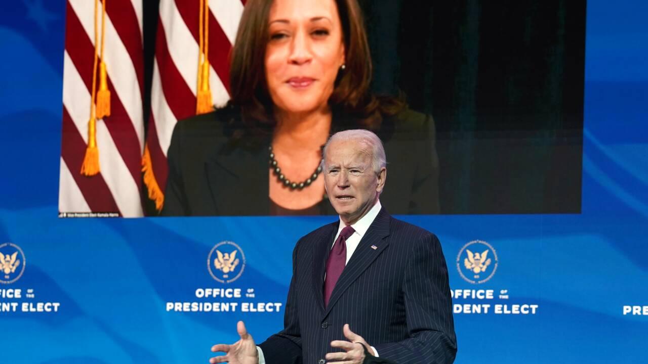 Joe Biden présente son équipe climat et nomme la première ministre amérindienne