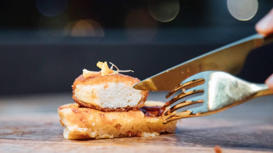 Du poulet artificiel dans votre assiette:première historique à Singapour