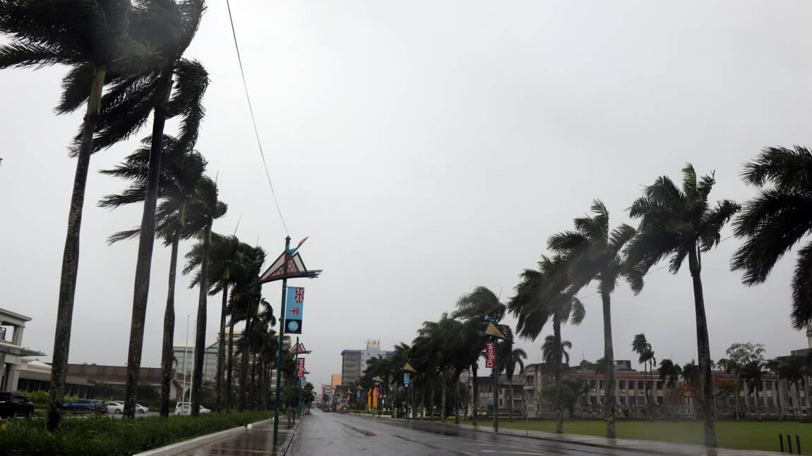 Fidji: les secours mobilisés pour aider les victimes du cyclone Yasa