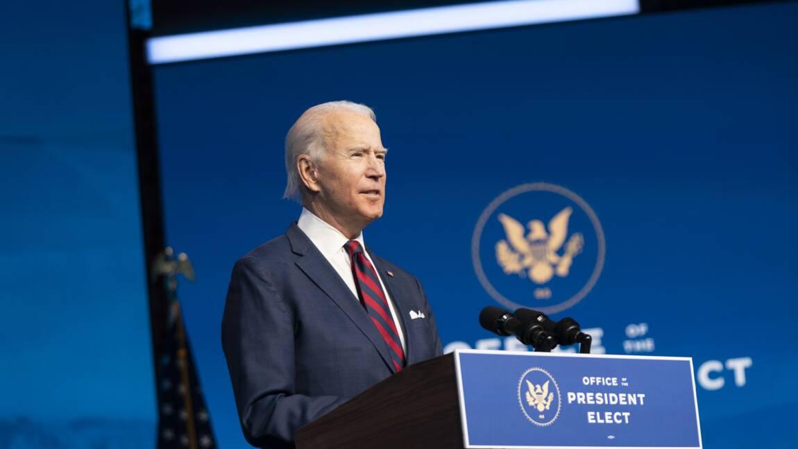 """Biden présente son équipe climat pour lutter contre """"la menace existentielle"""" du réchauffement"""