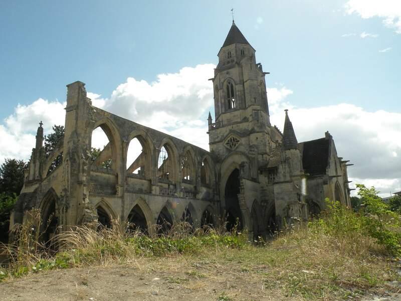 Église Saint-Étienne-le-Vieux