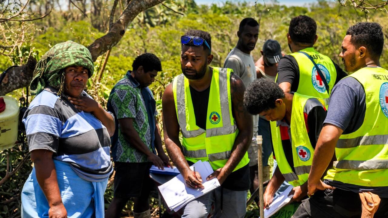 Fidji: après le passage du cyclone meurtrier, les autorités redoutent des maladies