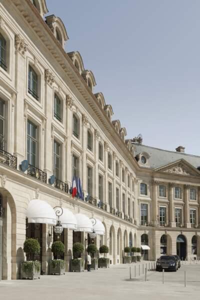 Le Ritz, à Paris