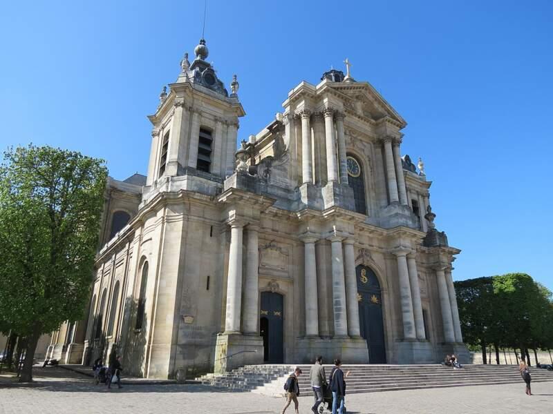 La cathédrale Saint-Louis de Versailles