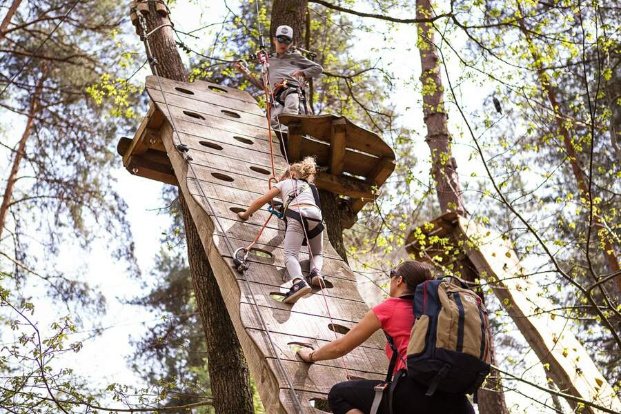 Parc Aventure Coolongalook