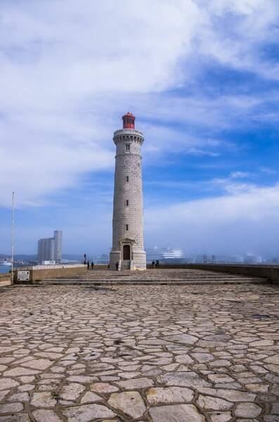 Le phare Saint-Louis