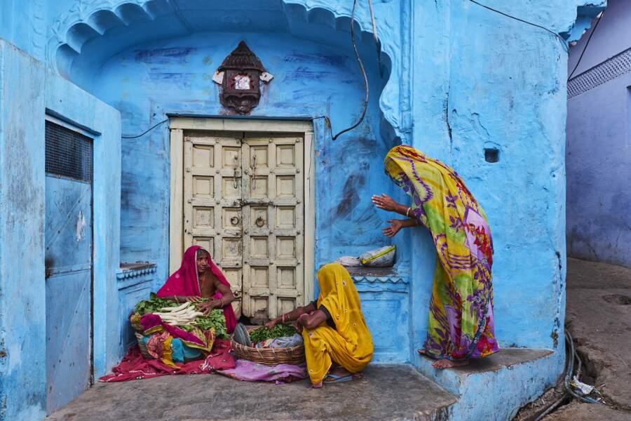 50 nuances de saris