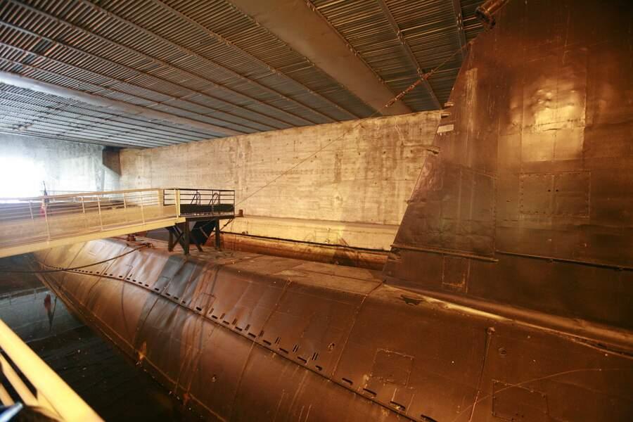 Le sous-marin l'Espadon