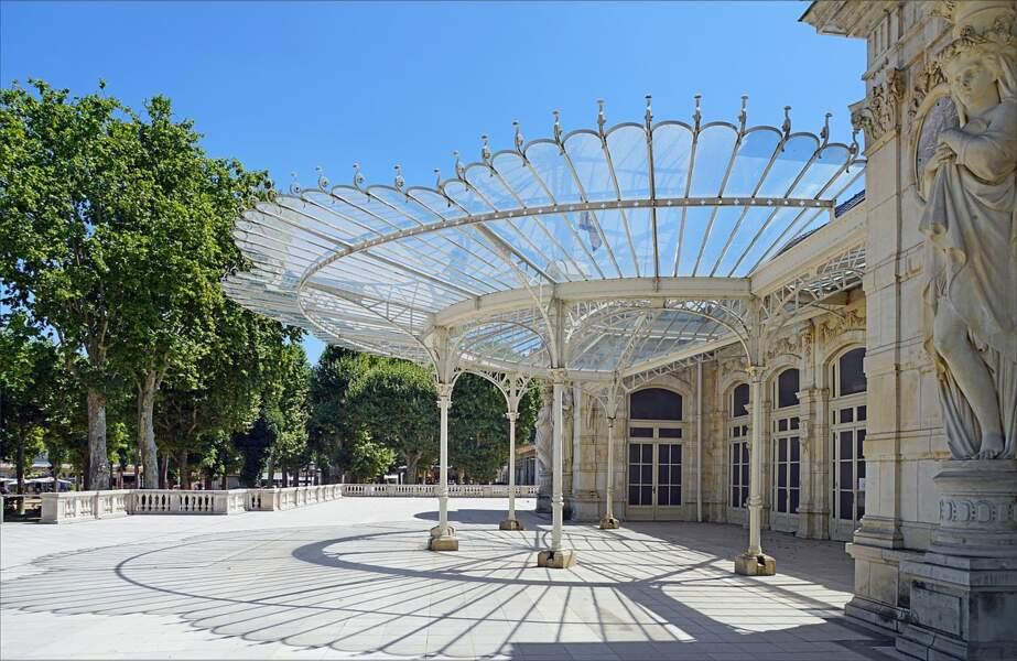 Le palais des Congrès/Opéra