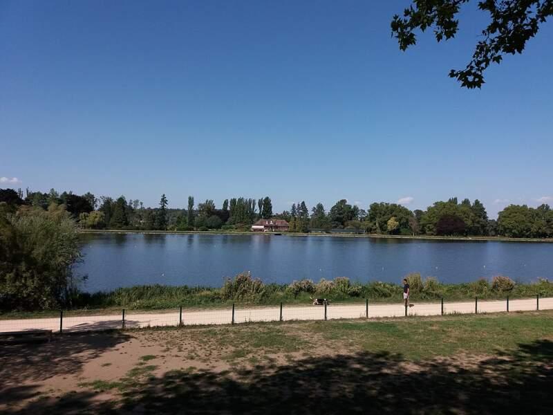 Le lac d'Allier