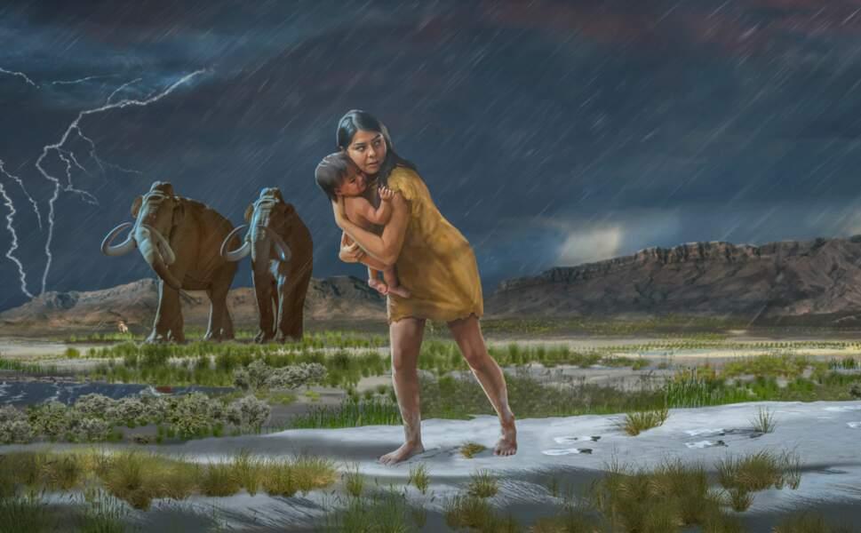8 - Une fascinante histoire vieille de 10000 ans inscrite dans des empreintes