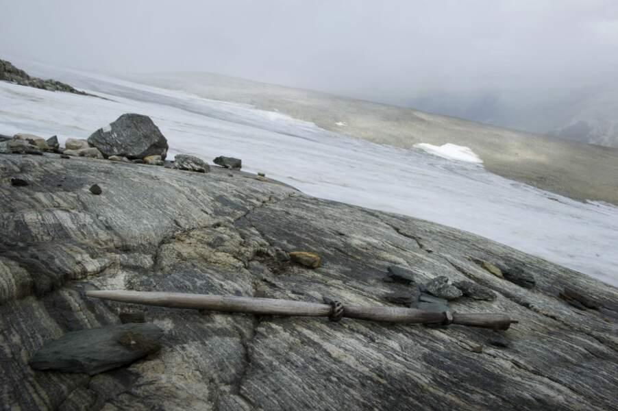 4 - La fonte des glaces libère des centaines d'artéfacts vikings
