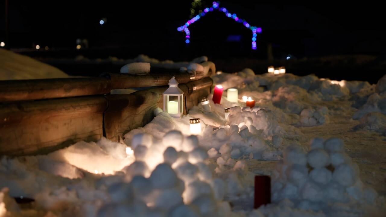 Glissement de terrain en Norvège: quatre morts, six disparus