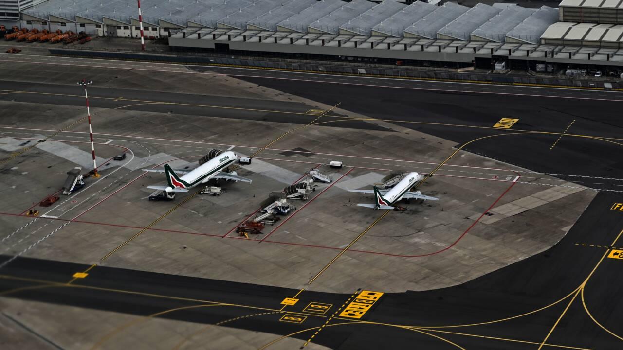 Forte chute des émissions de CO2 du transport aérien en 2020