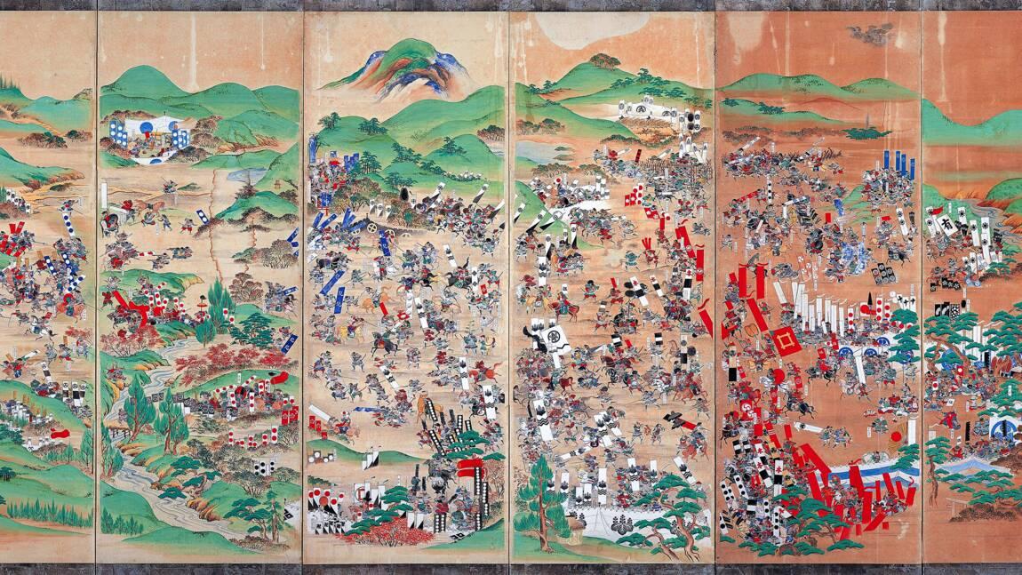 Sekigahara, la bataille qui changea le Japon