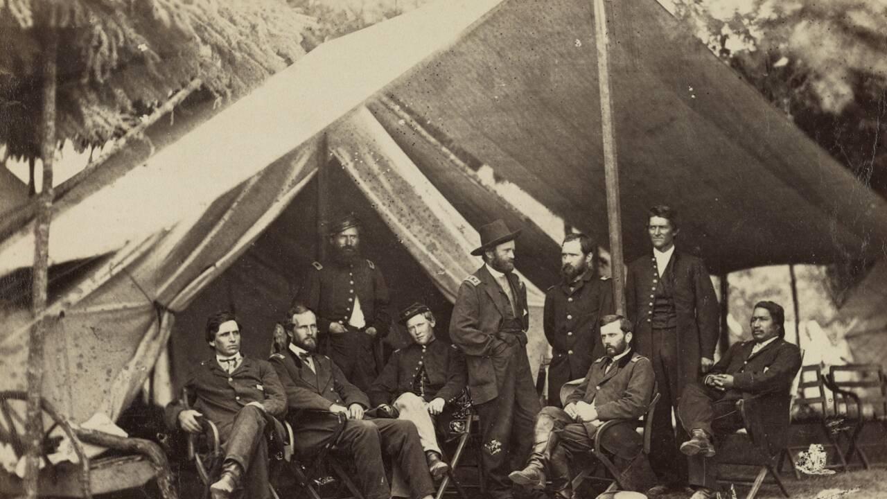 Guerre de Sécession : des Peaux-Rouges dans un conflit de Blancs