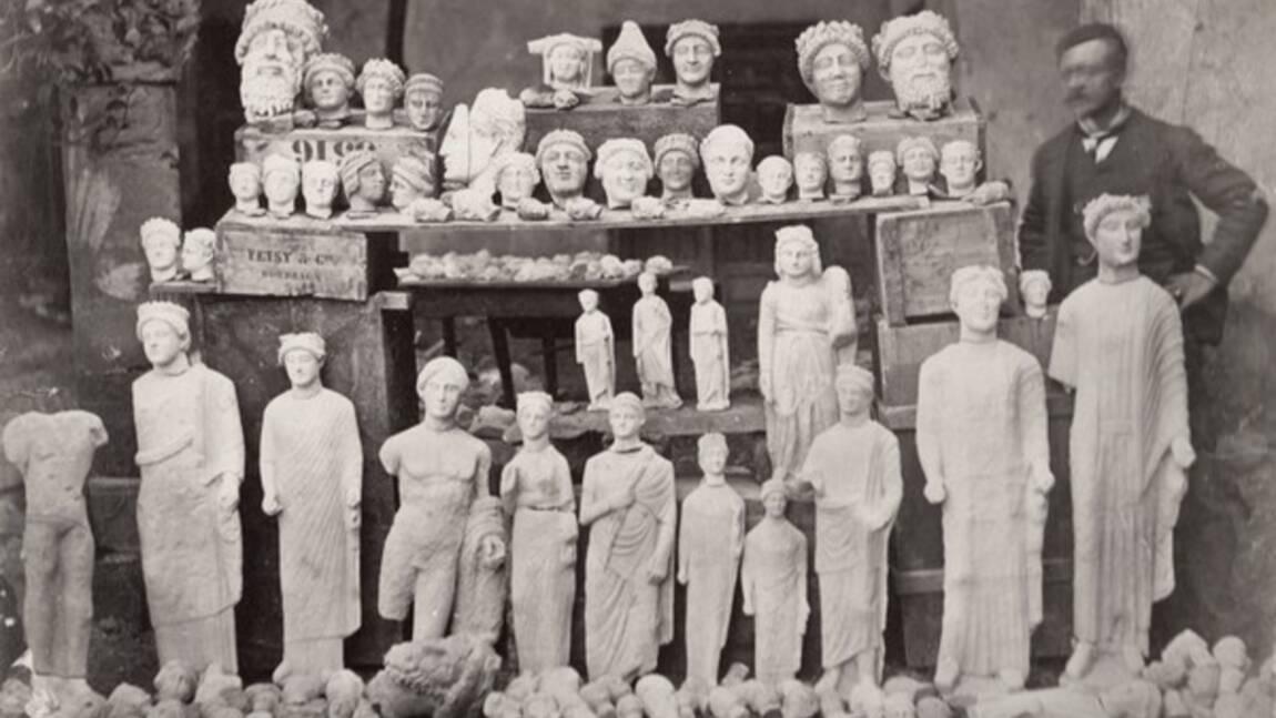 A Chypre, des archéologues retrouvent un sanctuaire d'Apollon perdu depuis 130 ans