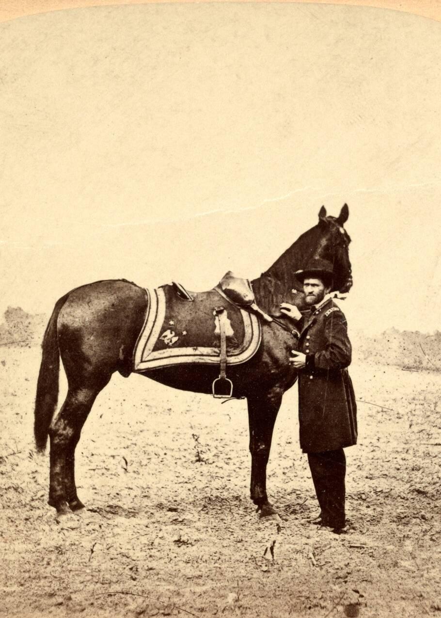 Guerre de Sécession : Grant vs Lee, le combat des chefs