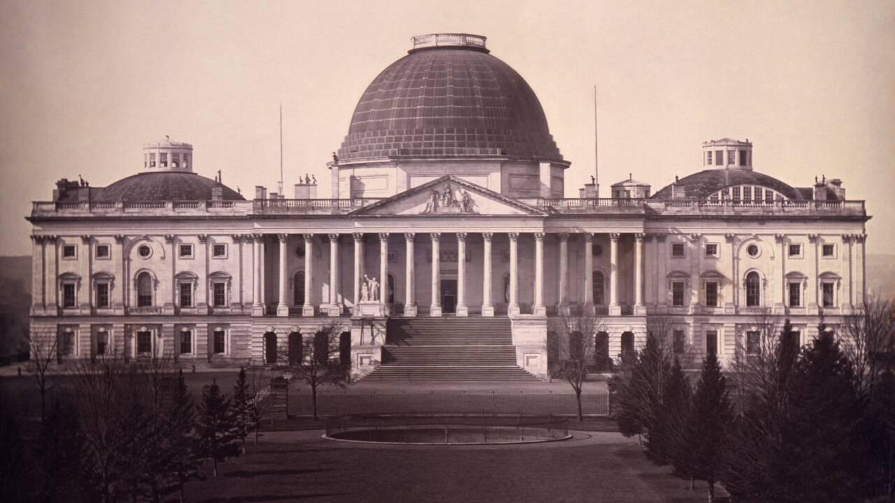 Les cinq choses à savoir sur le Capitole des Etats-Unis