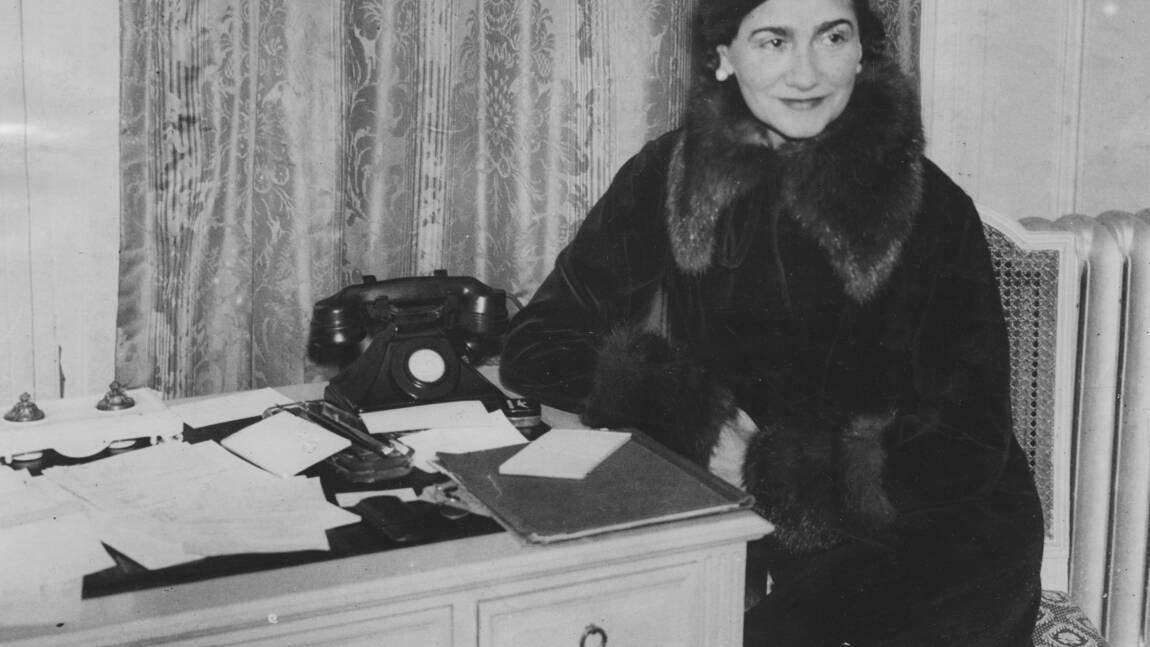 Coco Chanel : quand l'élégante menait une double vie auprès des nazis
