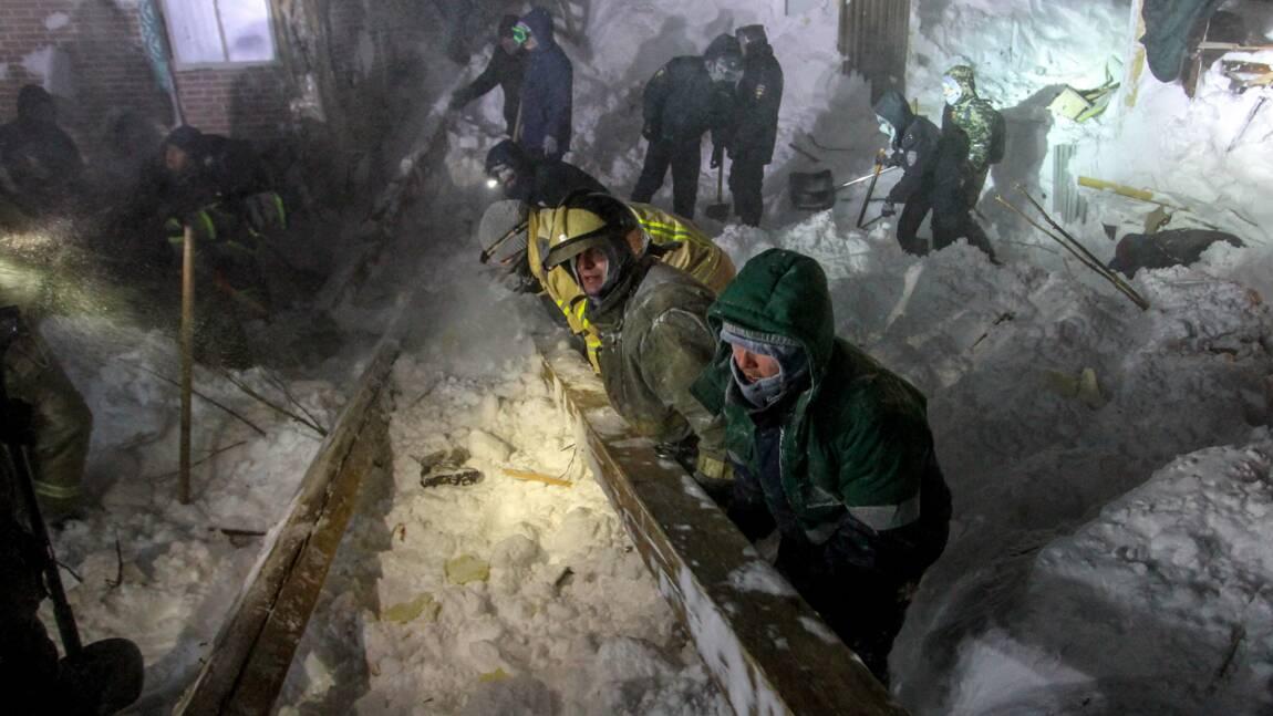 Russie: une avalanche fait trois morts dans l'Arctique