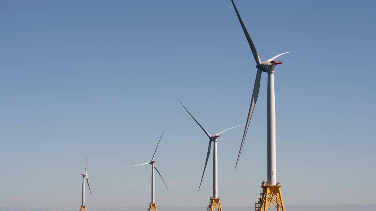 Feu vert à un méga projet d'éoliennes en mer au large des Etats-Unis
