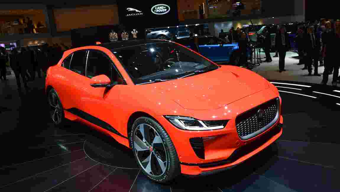 Les mythiques voitures Jaguar vont devenir 100% électrique à partir de 2025