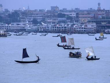 Réchauffement climatique : les villes côtières d'Asie en danger