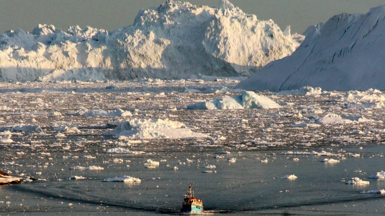 Arctique : le Groenland bloque la recherche de pétrole