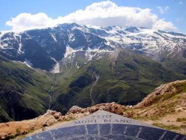 Alpes: randonnée alpine dans le parc de la Vanoise