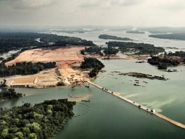 Au Brésil, un barrage appelé monstre
