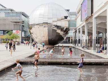 Bristol : la petite Anglaise écolo