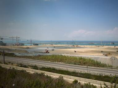 Maroc : au cœur du trafic de sable