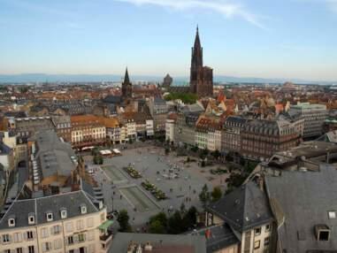 Strasbourg 1979-2009 : la belle de l'Est au coeur de l'Europe