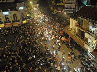 Happy birthday Hanoi !
