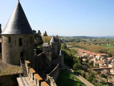 Carcassonne la médiévale
