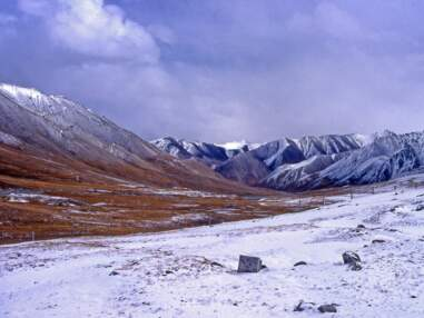 Chine : dans les déserts du Xinjiang, sur la route de la soie