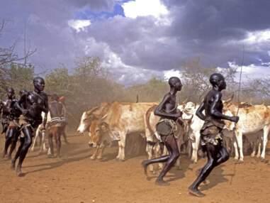 Rite Ukuli chez les Hamar d'Éthiopie